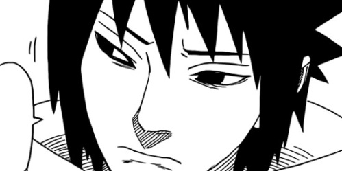 sasukepouting